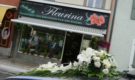 Livraison ou drive commande de fleurschez votre fleuriste à Sallanches