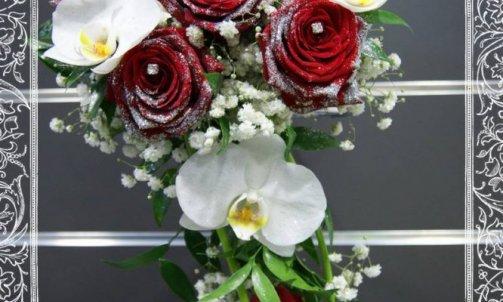 Bouquets de mariage Sallanches